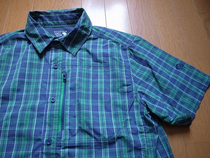 "Mountain Hard Wear ""Seaver Tech Short Sleeve Shirt""_b0219778_10203021.jpg"