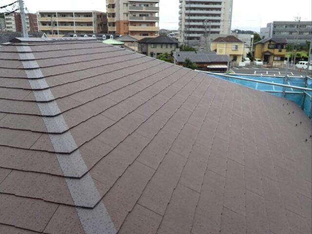 屋根葺き替え_e0190287_1916786.jpg