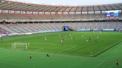 第94回天皇杯全日本サッカー選手権2回戦 FC東京 - ブラウブリッツ秋田_b0042308_22313353.jpg