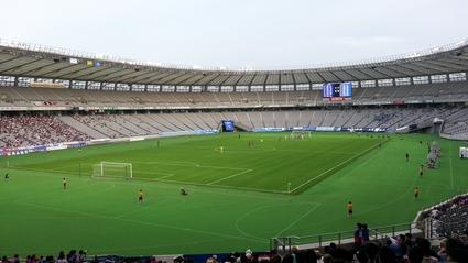 第94回天皇杯全日本サッカー選手権2回戦 FC東京 - ブラウブリッツ秋田_b0042308_22315213.jpg