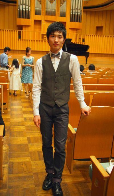 優 ピアノの発表会 2014_a0157409_21394983.jpg