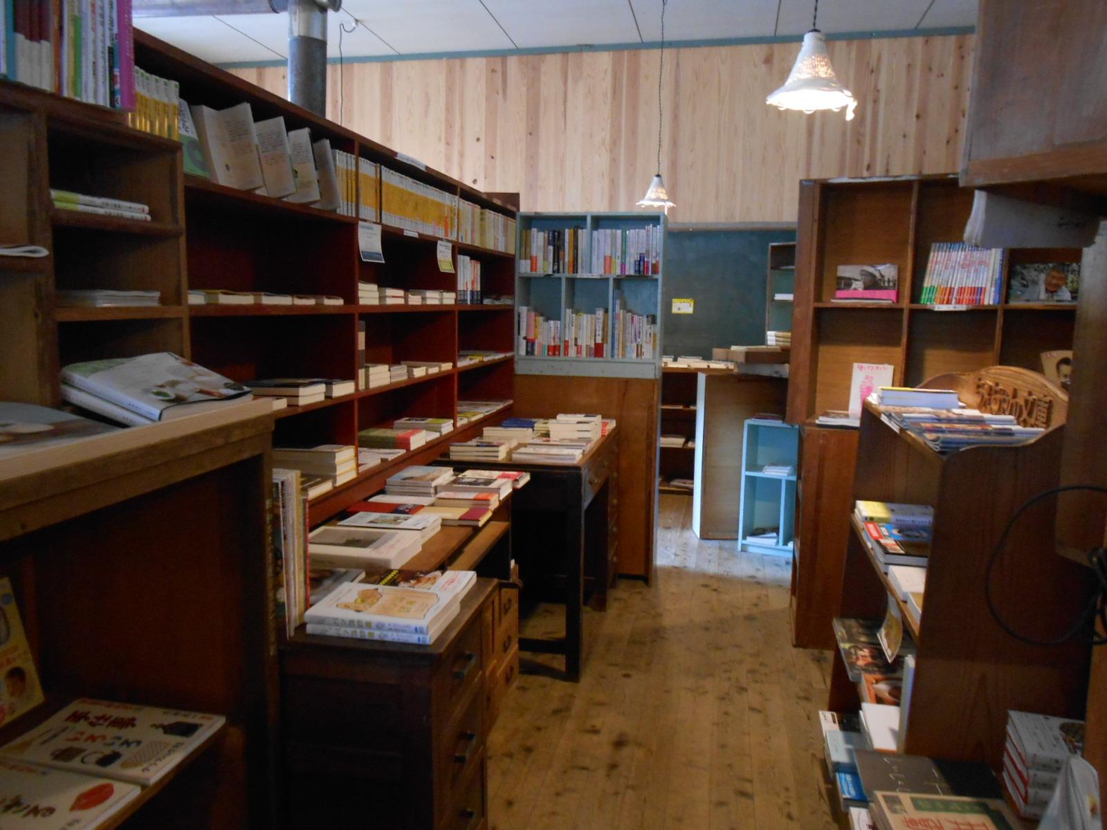 Bookcafe kuju_c0263809_2248244.jpg
