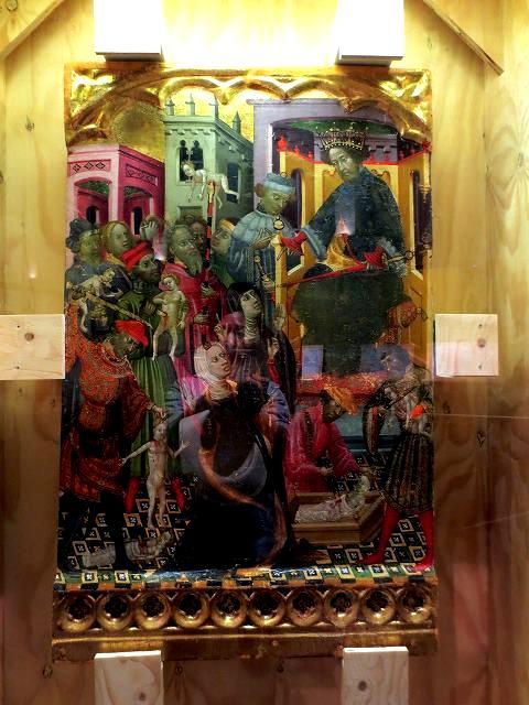 ぺドラルべス修道院で 9 ミュージアム_b0064411_04411963.jpg