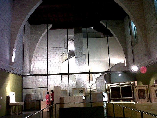 ぺドラルべス修道院で 9 ミュージアム_b0064411_05131509.jpg