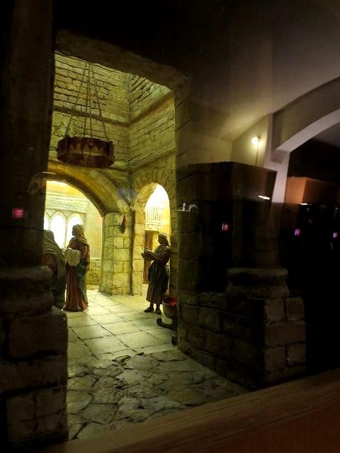 ぺドラルべス修道院で11 ジオラマ_b0064411_05521220.jpg