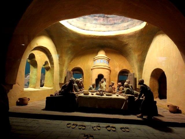 ぺドラルべス修道院で11 ジオラマ_b0064411_05551004.jpg