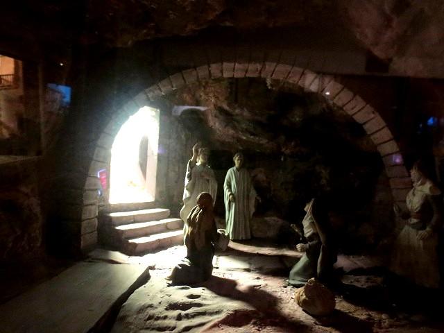 ぺドラルべス修道院で11 ジオラマ_b0064411_05574318.jpg
