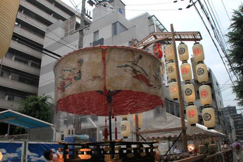 祇園祭が近ずいた_e0048413_2074285.jpg