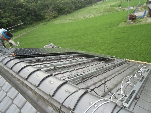 K様邸(廿日市市河津原)太陽光発電システム工事_d0125228_833378.jpg
