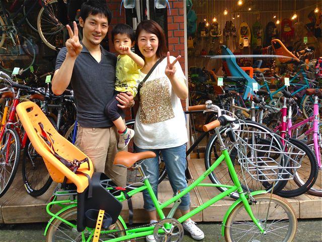 リピトの『おしゃれファミリー☆アロハロコ・ハレイワ SP!!』Yepp bikke ママ 自転車 mama _b0212032_2113178.jpg