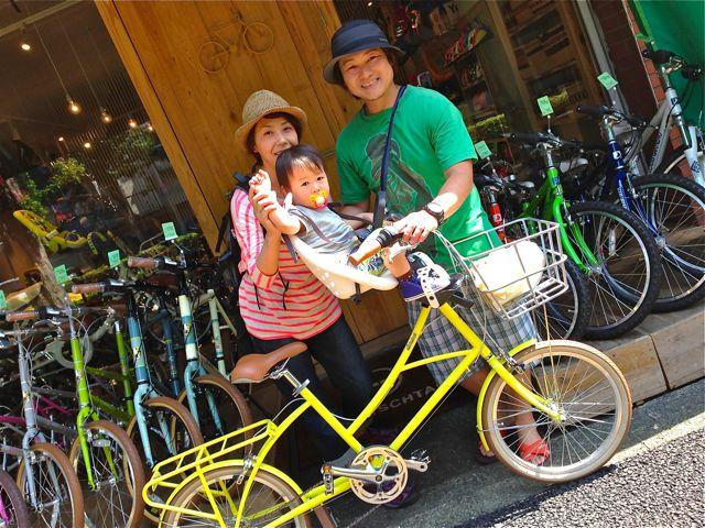 リピトの『おしゃれファミリー☆アロハロコ・ハレイワ SP!!』Yepp bikke ママ 自転車 mama _b0212032_2115439.jpg