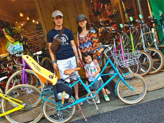 リピトの『おしゃれファミリー☆アロハロコ・ハレイワ SP!!』Yepp bikke ママ 自転車 mama _b0212032_2125313.jpg