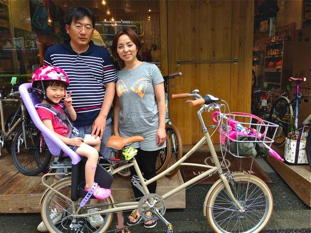 リピトの『おしゃれファミリー☆アロハロコ・ハレイワ SP!!』Yepp bikke ママ 自転車 mama _b0212032_2131683.jpg