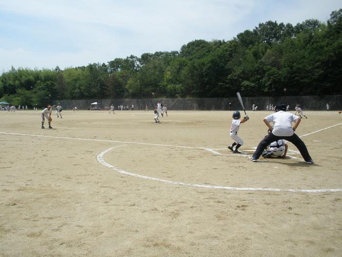 Bチーム 7/12 練習試合_b0296154_22291697.jpg