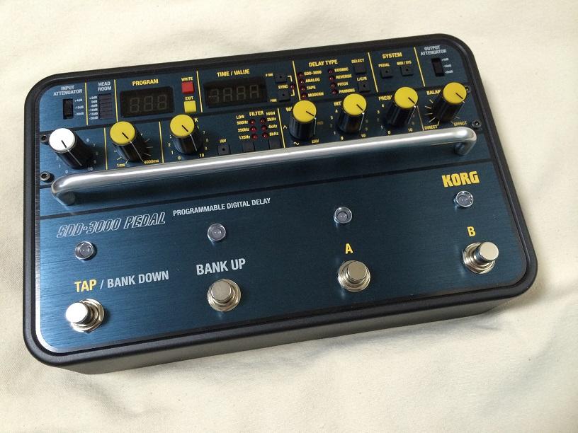 """KORG""""SDD-3000 PEDAL""""_e0052576_23490559.jpg"""