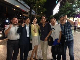 2014 競馬予想TV打ち上げ_d0030385_03401340.jpg