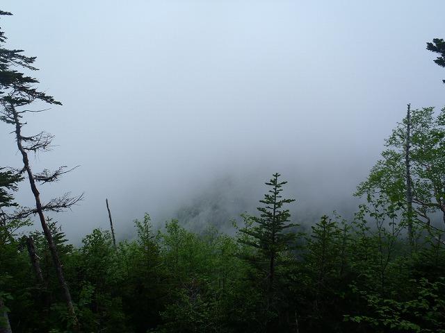 台風の来ぬ間に日本一高い場所にある三伏峠にハイキング(後編)_c0147398_18155212.jpg