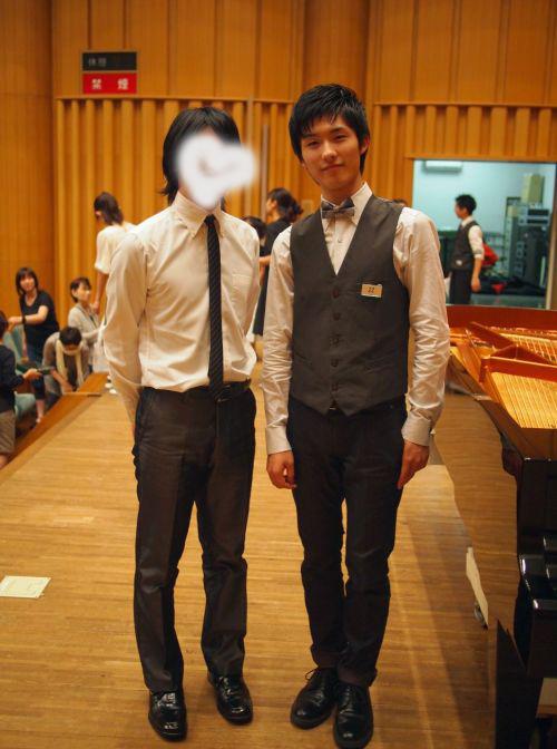 優 ピアノの発表会 2014_a0157409_12454450.jpg