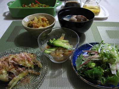 ヘルシ-料理♪ (久米島)_f0116812_9145959.jpg