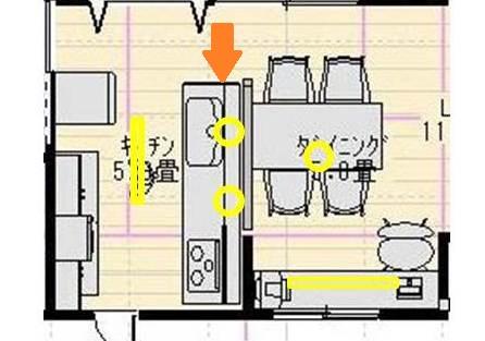 照明計画~キッチン&ダイニング_f0319815_06013859.jpg