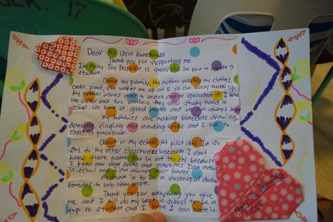 Letter Writing ~感謝を込めて~_d0146933_1883052.jpg