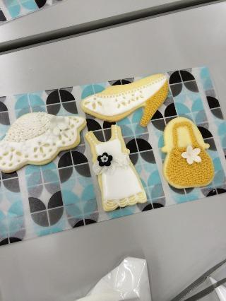 夏ファッションのアイシングクッキーレッスン_f0149855_4491490.jpg