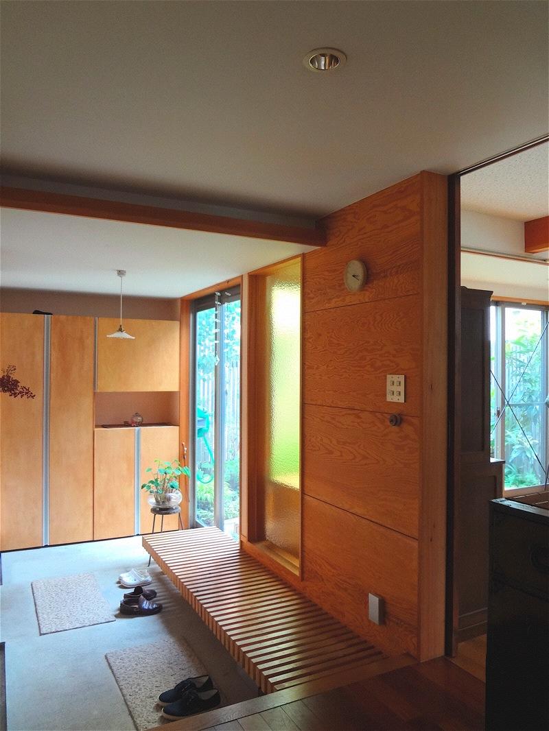 「本八幡の家」竣工後11年_f0230666_10202070.jpg