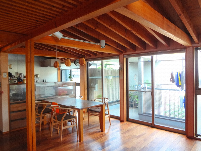 「本八幡の家」竣工後11年_f0230666_10213728.jpg