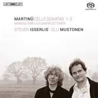 Martinu: Sonatas for Vc & Pf Etc@Steven Isserlis, Olli Mustonen_c0146875_0284015.jpg