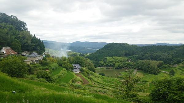 ボンネビルで軽く棚田を見に(岡山発)_e0173183_17484537.jpg
