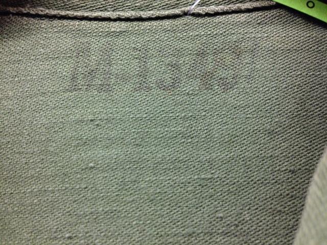 7月16日(水)大阪店ヴィンテージ入荷!#2 VintageMilitary編!!(大阪アメ村店)_c0078587_17383590.jpg