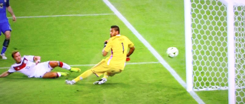 W杯サッカー ドイツが優勝_b0114798_11395023.jpg
