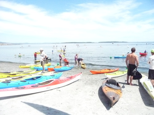 Paddle Fest at Willow\'s beach_b0117700_5242562.jpg