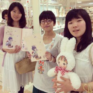 chiyoさんの出版記念イベントに行ってきました♪_a0157409_11225102.jpg