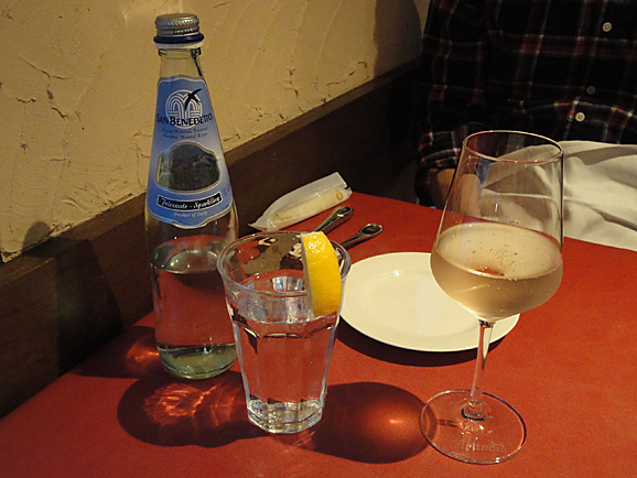 ボンジョリーナでお祝いディナー_e0230011_197783.jpg