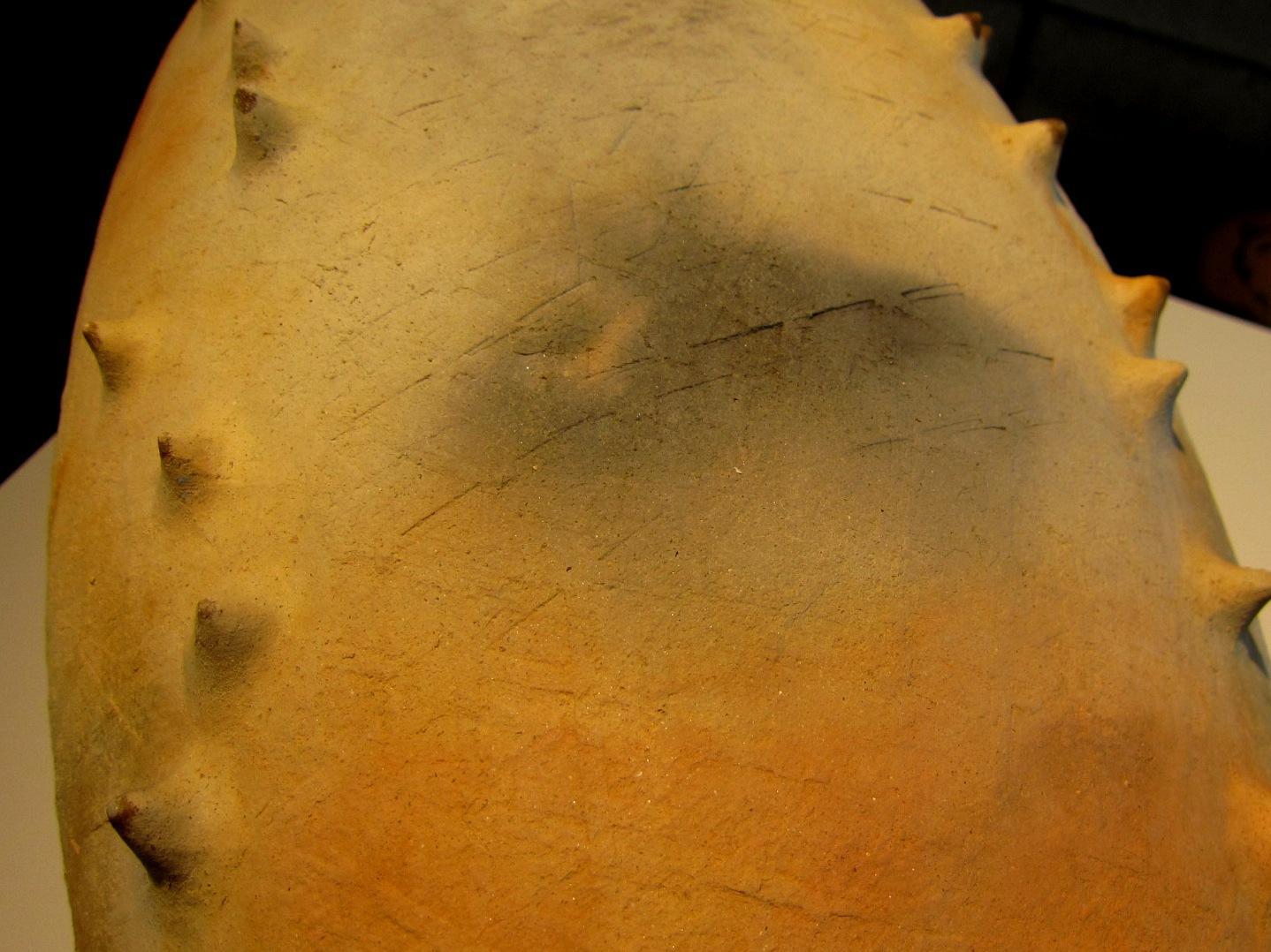2411) 「梅原育子展 (陶芸)」 創 終了/7月9日(水)~7月14日(月)_f0126829_21515677.jpg