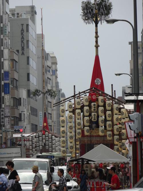 祇園祭り と うめぞのCAFE&GALLERY_c0223630_16305959.jpg