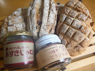 7月のパン 🎵_a0260933_1547159.jpg