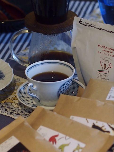 お家坦々麺とGLAUBELLコーヒーの会_e0214541_18152224.jpg
