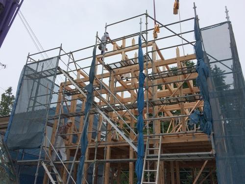 大安吉日 柳川「新町の家」 建ち家です_b0161750_15513724.jpg