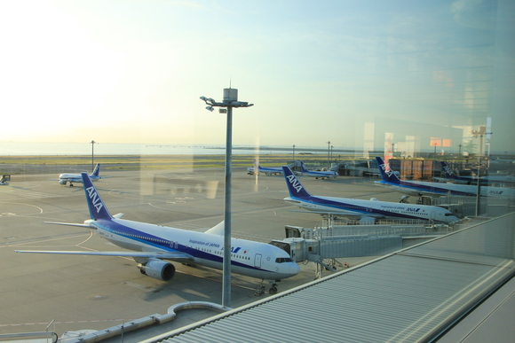 羽田空港の朝・・_d0202264_2235267.jpg