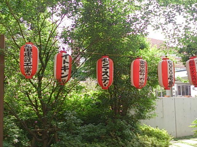 『千駄ヶ谷盆踊り大会』_a0075684_0455720.jpg
