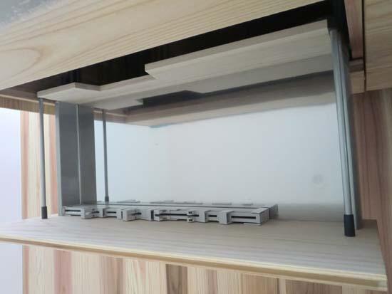 【家づくり】 オリジナルキッチン設置2_c0293787_12345344.jpg