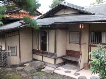 旧広瀬邸茶室見学_e0008704_257939.jpg