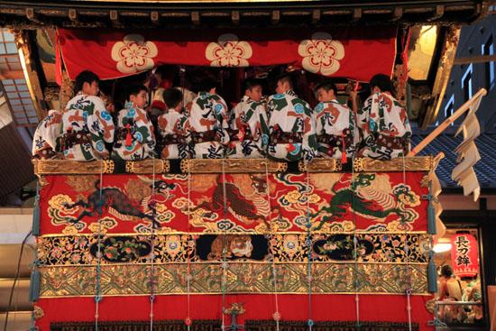 祇園祭 宵山_e0048413_22191483.jpg