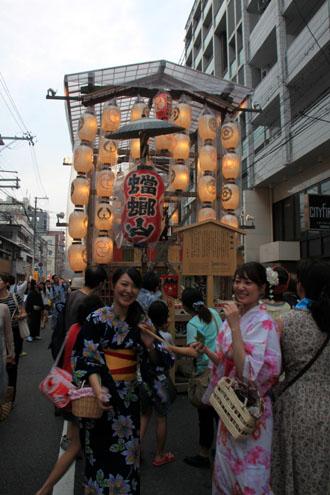 祇園祭 宵山_e0048413_22192816.jpg