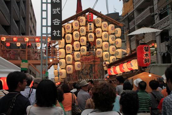 祇園祭 宵山_e0048413_22202918.jpg