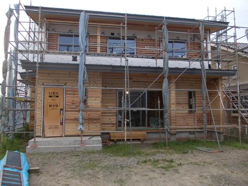 10K-HOUSE工事状況_c0218716_19242356.jpg