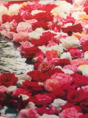 有馬の薔薇風呂とBRのトリートメントで、幸せっ。_f0215324_2336286.jpg