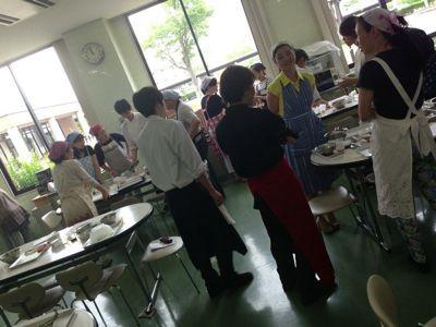 三木市コープ共同学苑 料理教室_c0119937_261597.jpg
